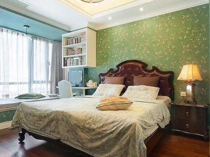英式卧室装修效果图,引领你进入英式的梦乡