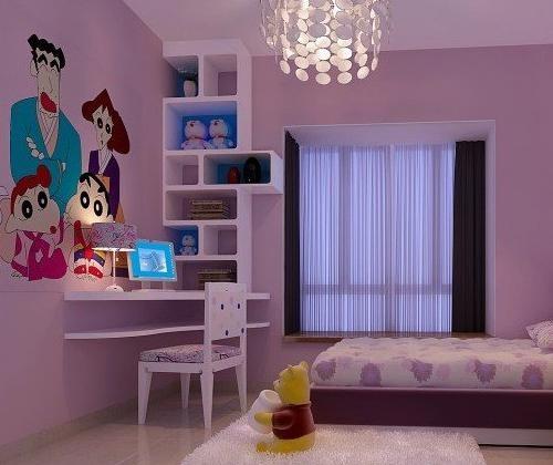 儿童房装修安全放首位