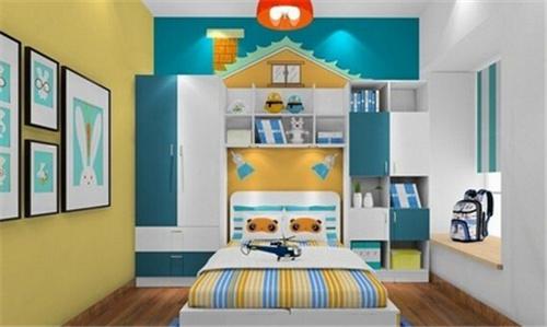 儿童房装修:如何用建材来打造梦幻的童年?