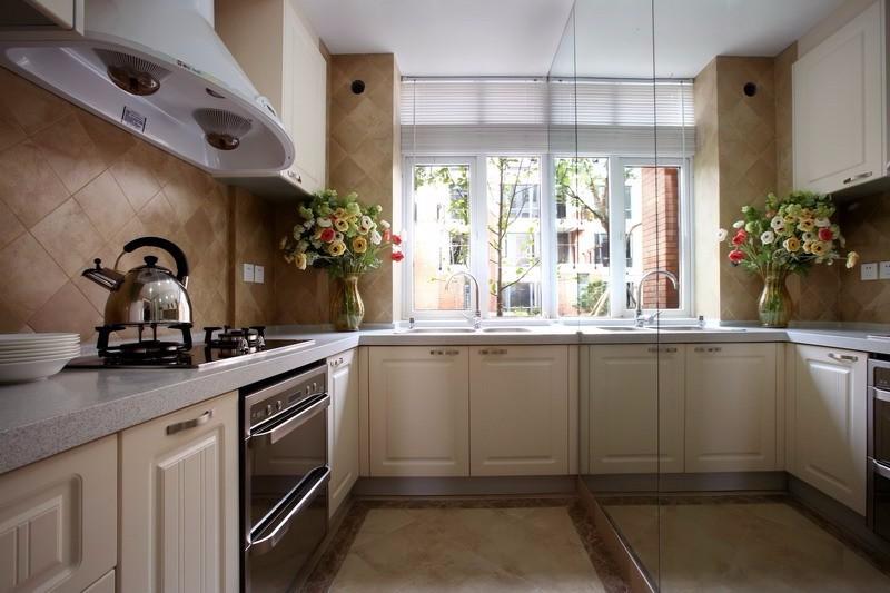 吸取经验,厨房天天都要做大扫除