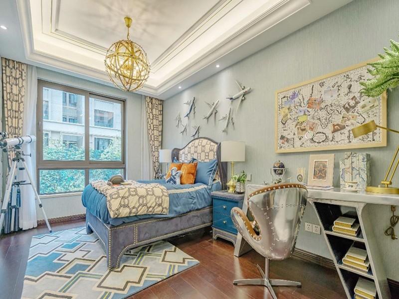 家庭卧室装修设计要点及设计理念