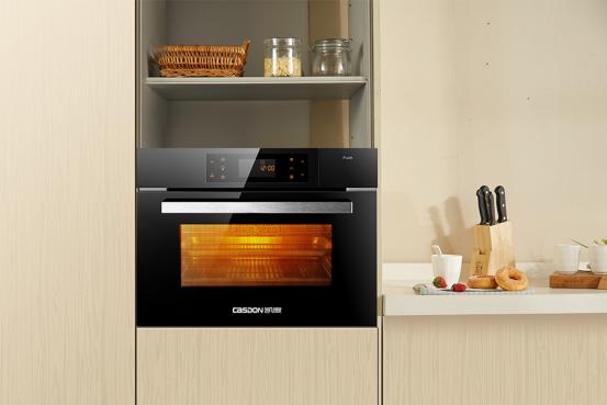 嵌入式蒸烤箱,让生活多滋味
