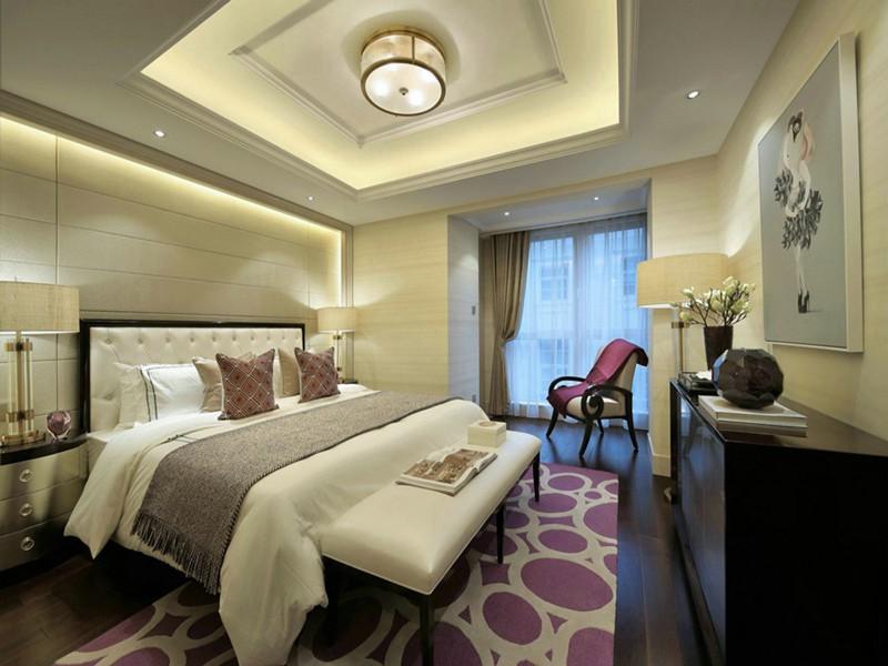 室内装修让漂亮窗帘点缀时尚家居