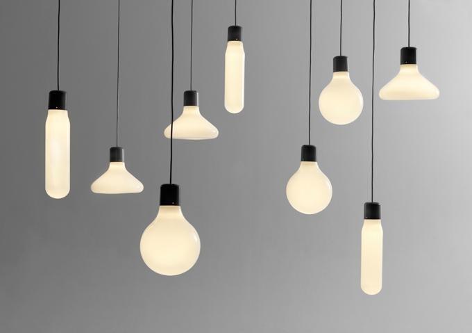 现代灯具照明装饰两相宜