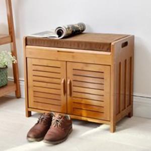 鞋柜潮湿有异味  木匠师傅一招解