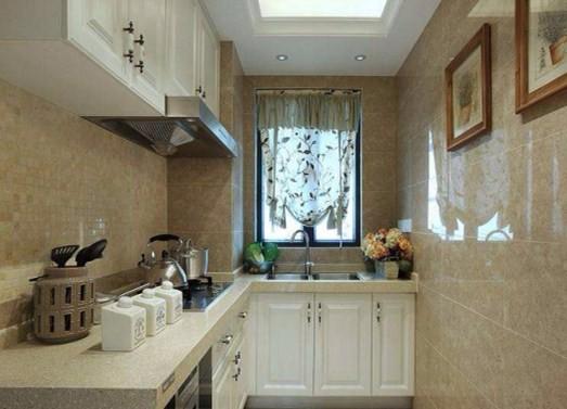 4大厨房类型装修设计 厨房装修效果图赏析