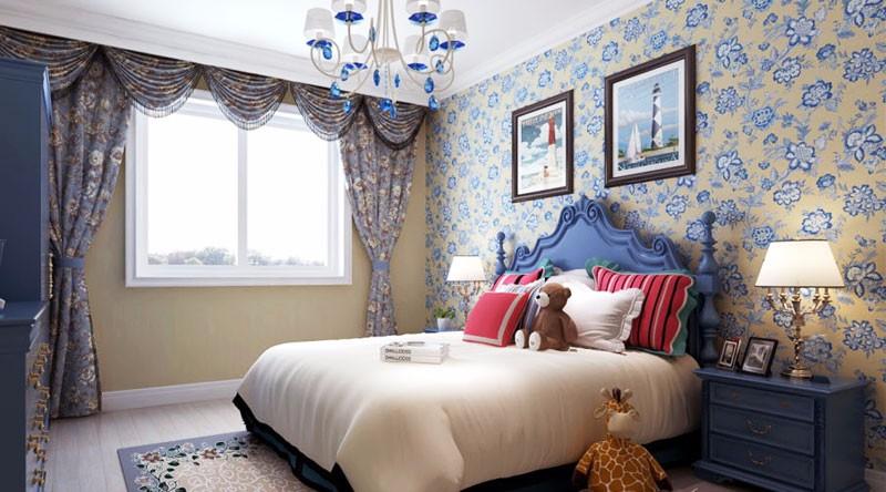 卧室床头背景墙装饰 丰富卧室表情