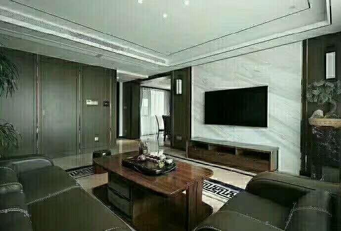 现代简约风格黑白调家居装修