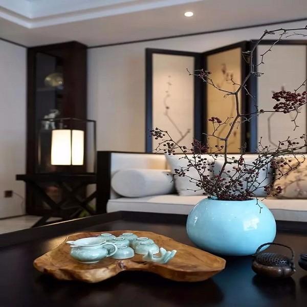 中式装修风格,感受不一样的生活气息!