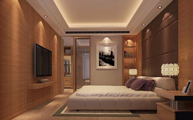 卧室里面的床该如何摆放,才能让你财旺气旺