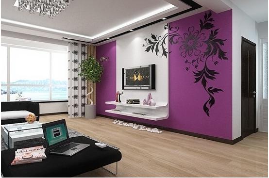 墙体彩绘的概念及材料