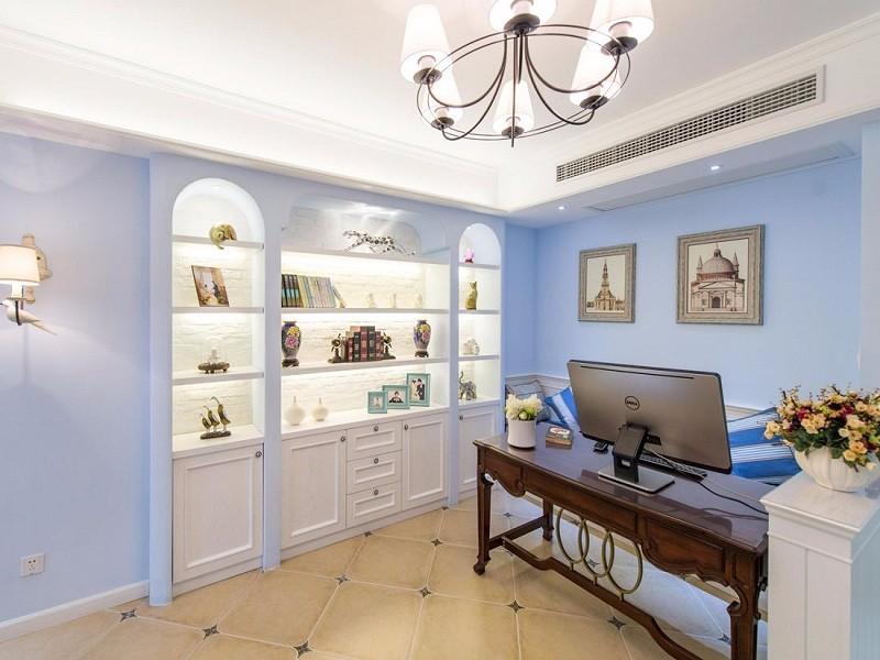 书房装修注意事项,给你一个完美的学习环境!