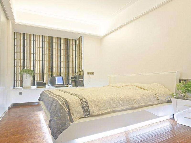 主卧装修效果图,卧室装修得好住的才能舒服!