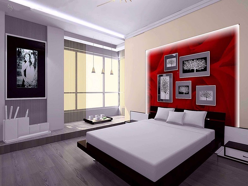 年轻人的三居室婚房装修风格该如何选择?