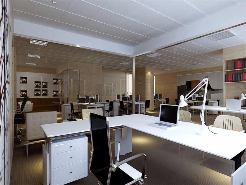 现代办公室图片,都市生活就应该这样