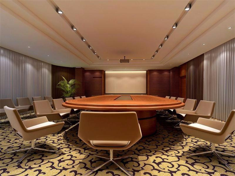会议室效果图,适合自身的才是最好的
