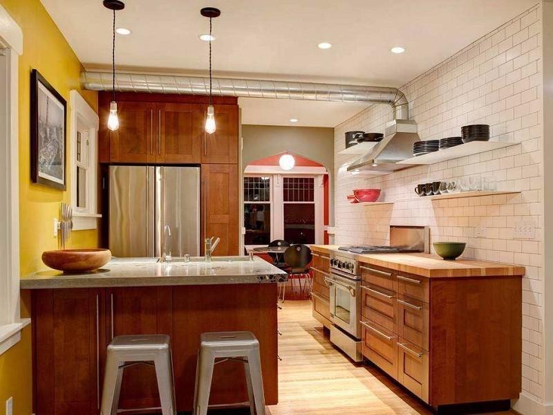 六大厨房装修注意事项,不看后悔都来不及!