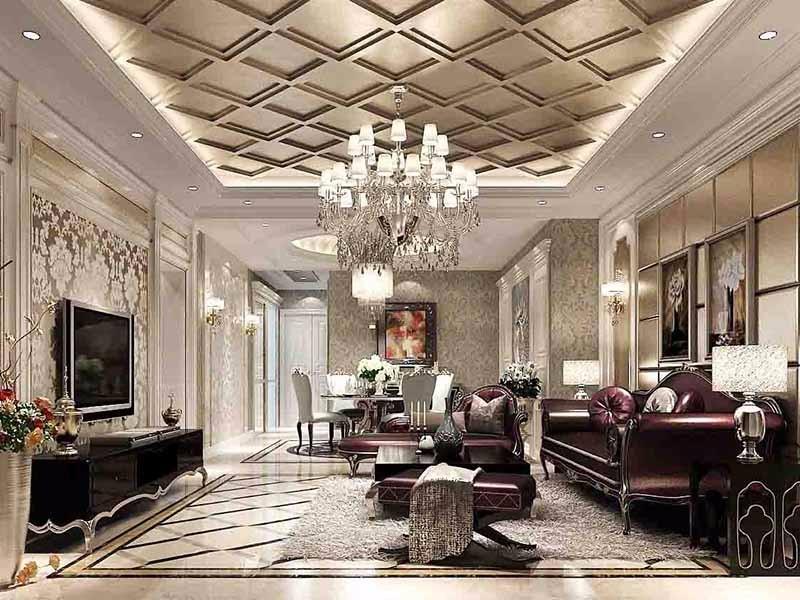 客厅装修设计风格效果图大全,总能挑到一款适合您的