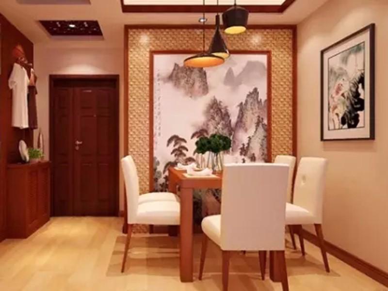 室内装修时候如何选择装饰壁画?这样装潢锦上添花