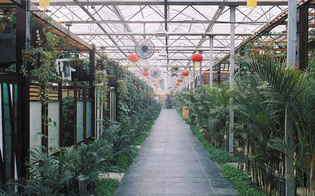 生态餐厅设计方案,这两个案例值得参考
