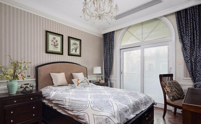 卧室简约自然装修风格,备受大众青睐