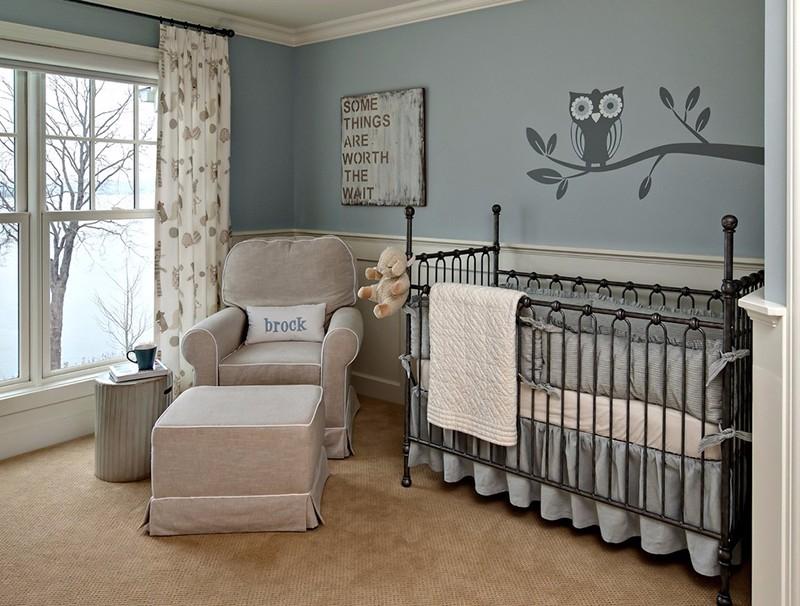 宝宝房间装修,为你的宝贝创造一个美好的童年