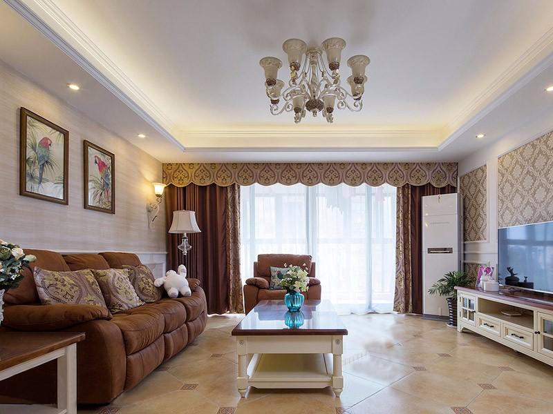 三室一厅现代简装,这款135平三居一定会让你一见倾心