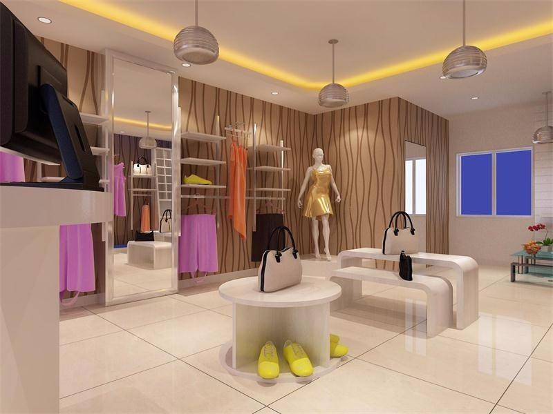 服装店试衣间设计注意事项,高质量装修从细节开始