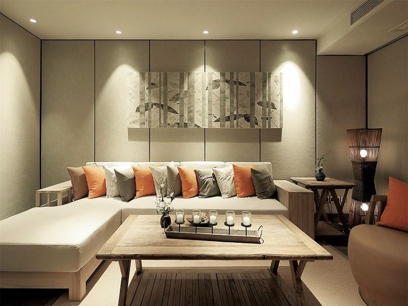 300平中式别墅,现代与中式的完美结合