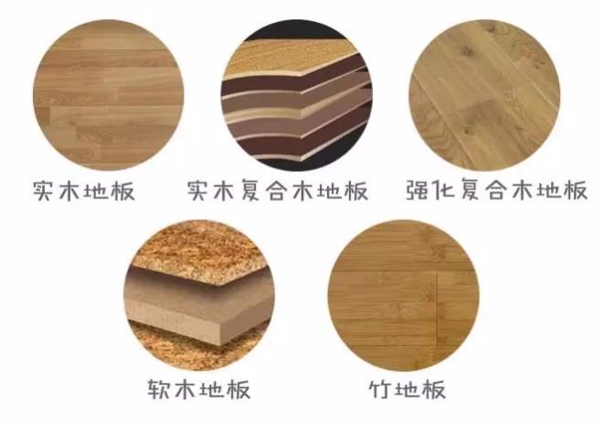 装修地板如何选购和分辨?没想到种类这么多!