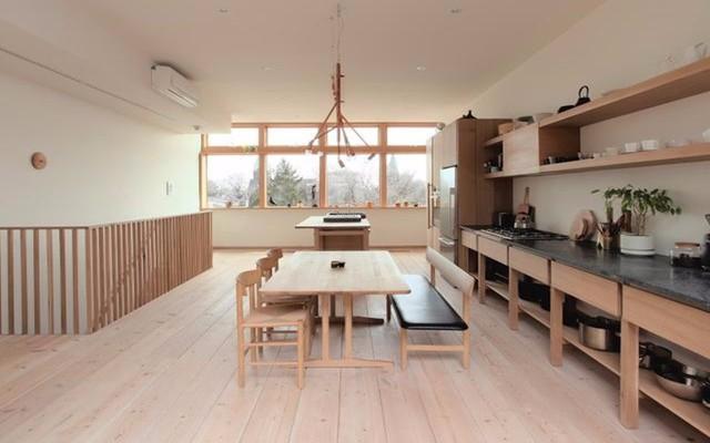 文艺装修风格,怎么少得了日式原木风?