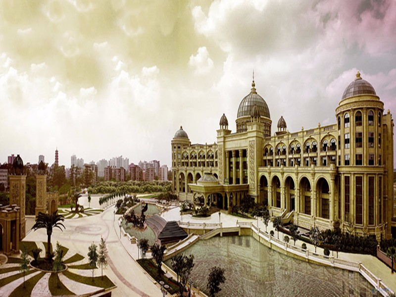 欧式风格主题酒店,一种贵族般的享受