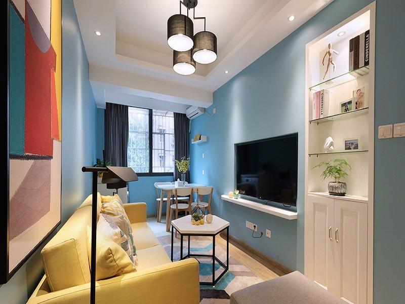 50平米小两居装修,打造出一个属于你的幸福小窝!