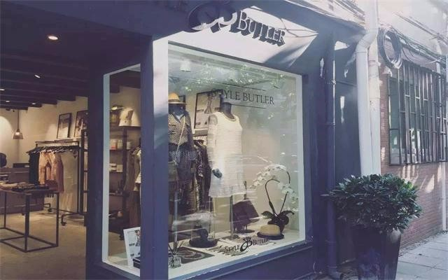 日本服装店面设计,好装修从这里开始