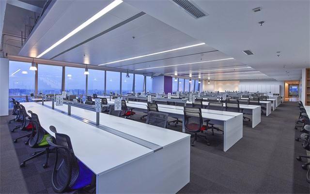 办公室玻璃装修效果图,哪一款将你圈了粉