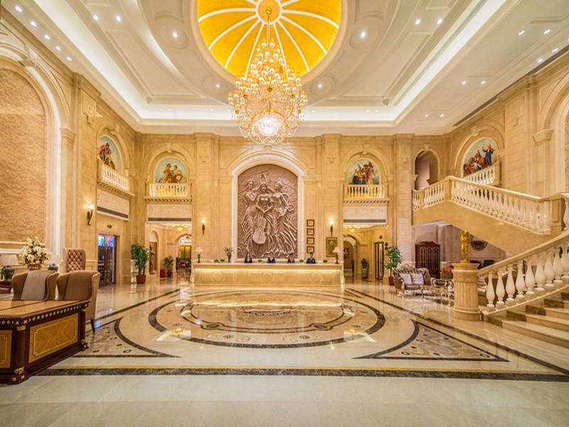 现代化酒店装修效果图,现代人住现代化酒店