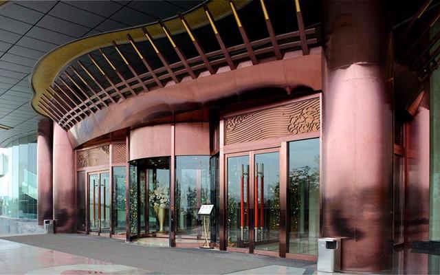 酒店门楣设计要点,以及酒店门楣效果图赏析