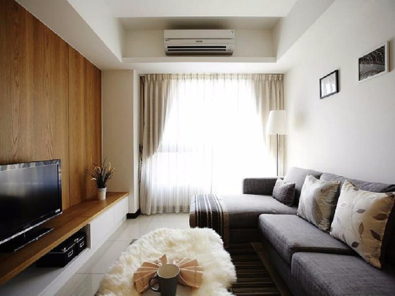 4万简装修90平效果图,打造充满温暖与生活感的家!