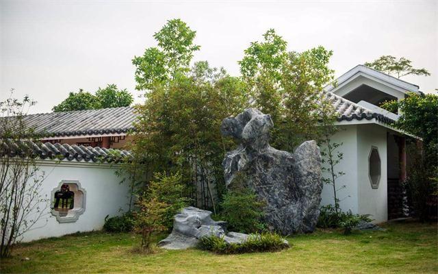 中式宅院设计,每一个都让人为之着迷