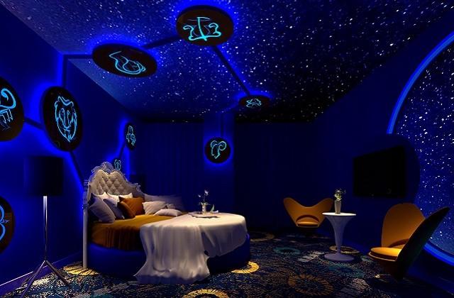 主题酒店效果图欣赏,这样的酒店设计你去过吗?