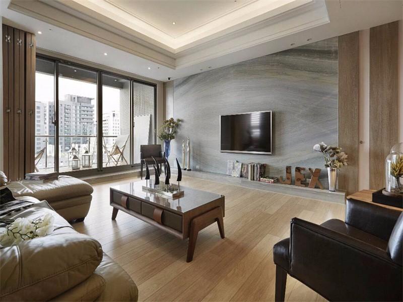 轻奢简欧风格装修案例,打造艺术完美家居