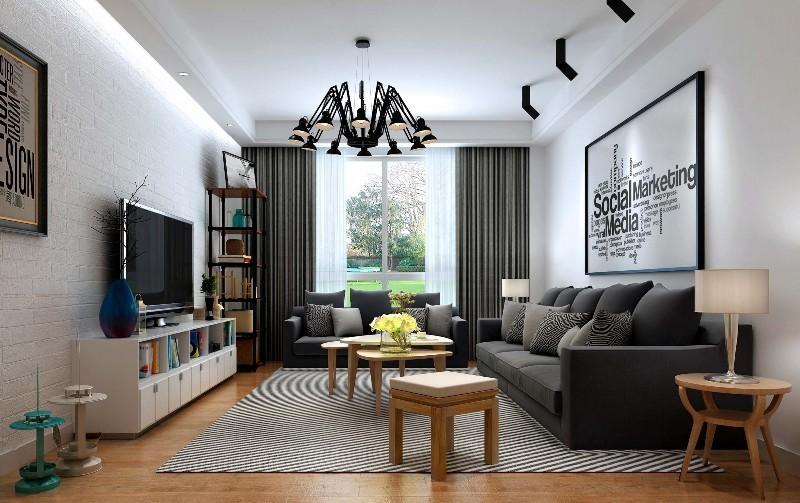 现代简约装修风格一直是最受欢迎的一种装修风格!