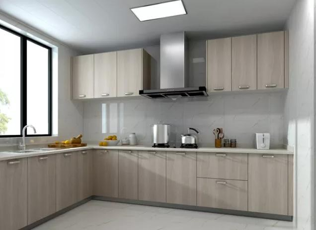 三室两厅两卫125平的简约装修案例