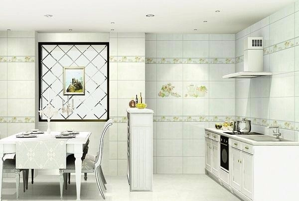 怎样选择厨房墙砖?厨房墙砖选择小妙招