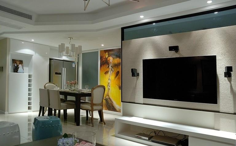 大户型的新房装修更需要设计师的灵感