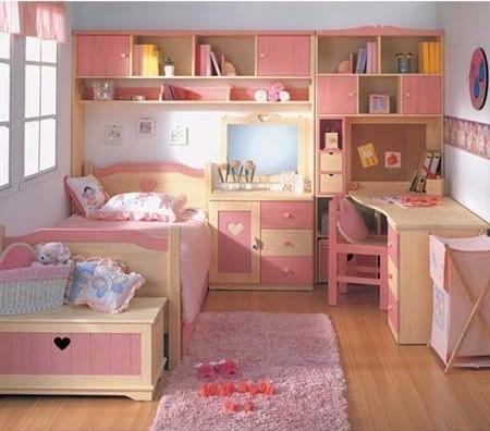 【儿童房装修】孩子的卧室设计成什么样的好?记住以下几点
