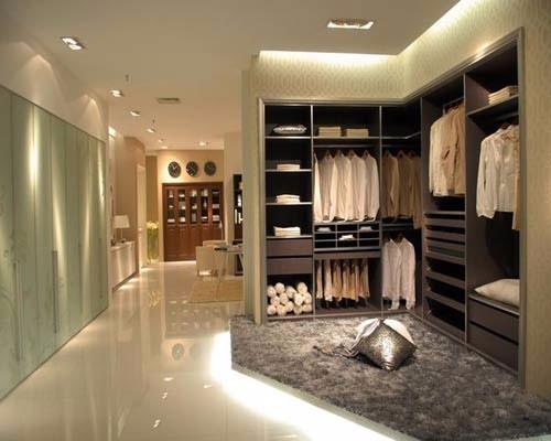 自己做衣柜的步骤 入墙式衣柜怎么做好