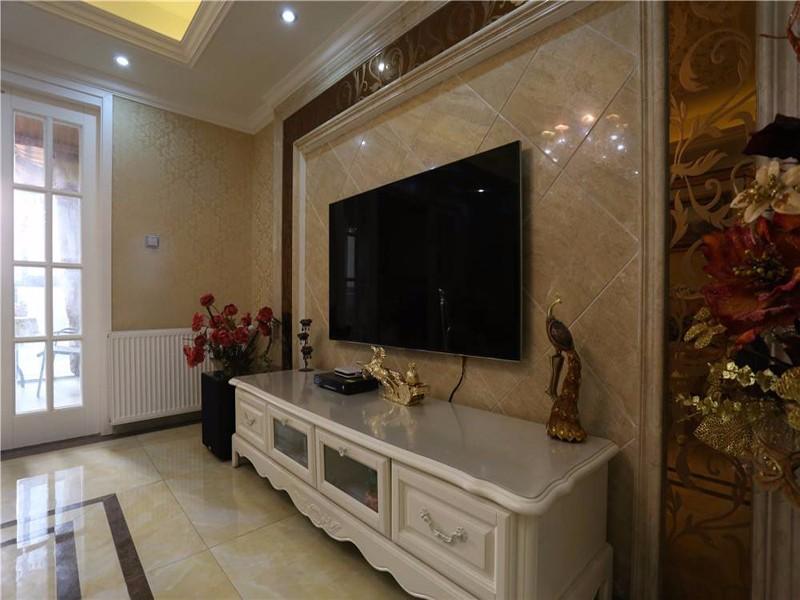 如何设计电视背景墙?