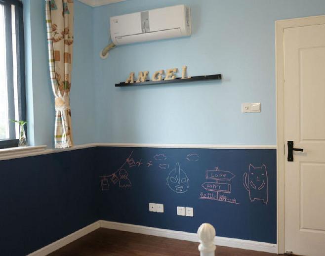 一间有趣的儿童房 是您宝贝梦想开始的地方