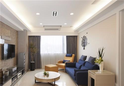 一室一居怎么装修,面积小也不能阻挡让房子提高档次